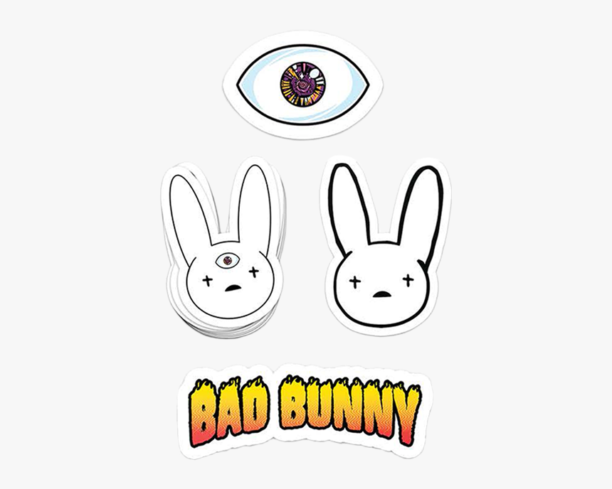Bad Bunny Logo Png Transparent Png Kindpng