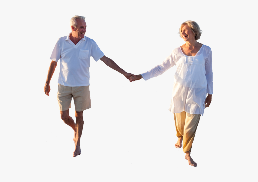 Transparent Person Walking Away Png - People Walk Beach Png, Png Download, Free Download