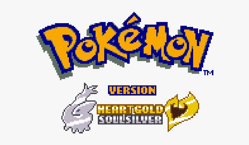 Thumb Image - Pokemon Heart Gold Logo, HD Png Download, Free Download