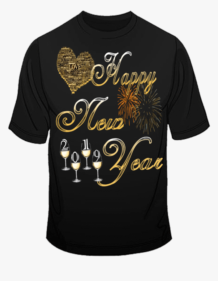 """""""happy New Year"""" Flat Shipping (new Year Special) - Active Shirt, HD Png Download, Free Download"""