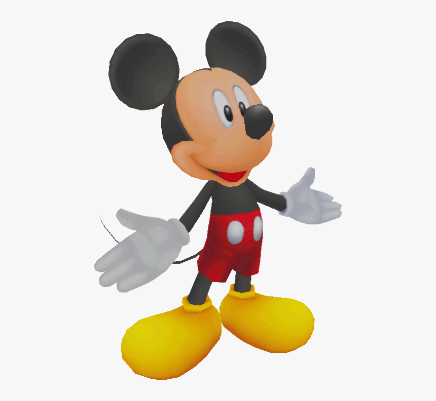 Transparent Sorcerer Mickey Png - Kingdom Hearts 1 Mickey, Png Download, Free Download