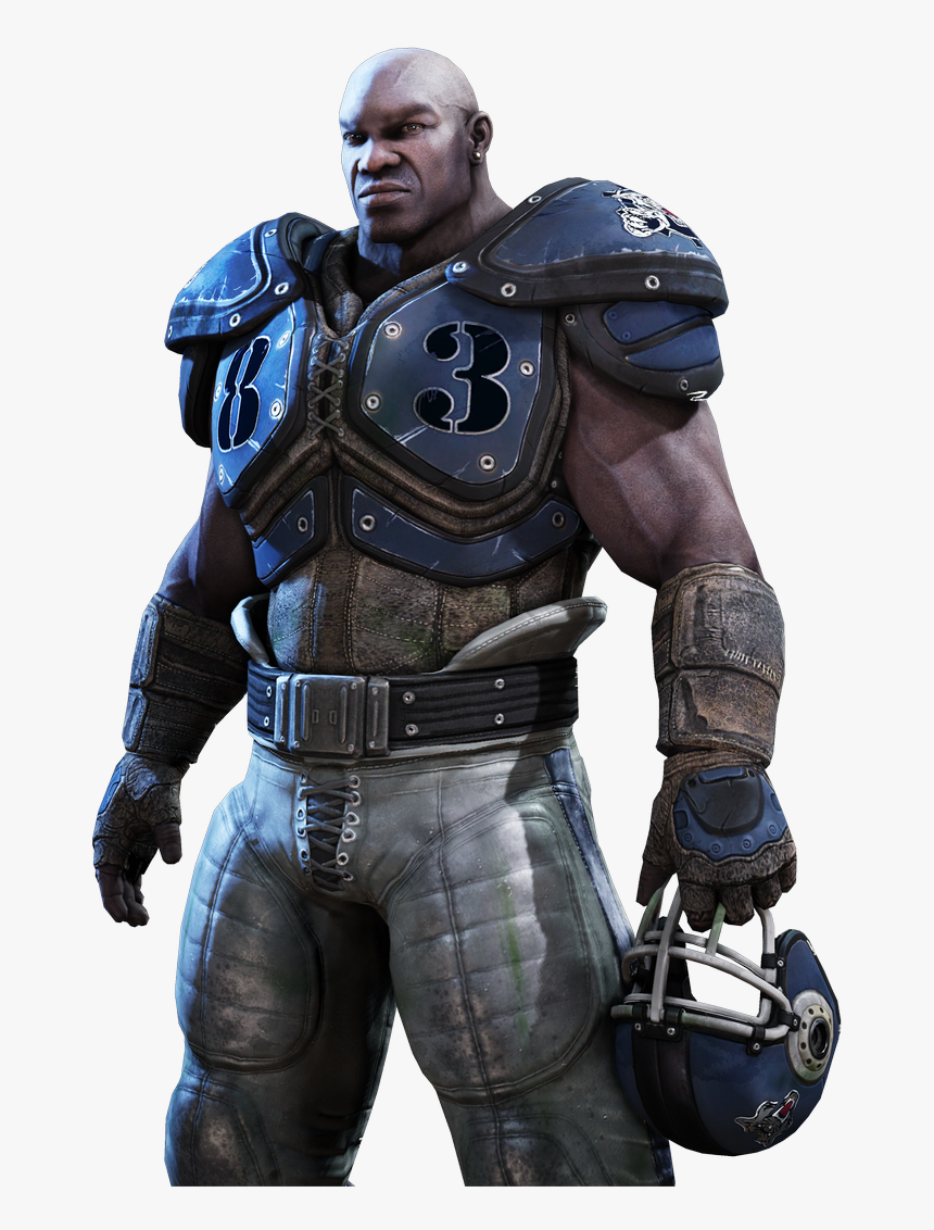 Gears Of War 3 Samantha, HD Png Download, Free Download