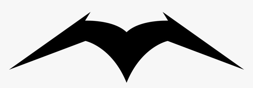 Batgirl Batman Robin Dc Comics - Misfit Dc Symbol, HD Png Download, Free Download