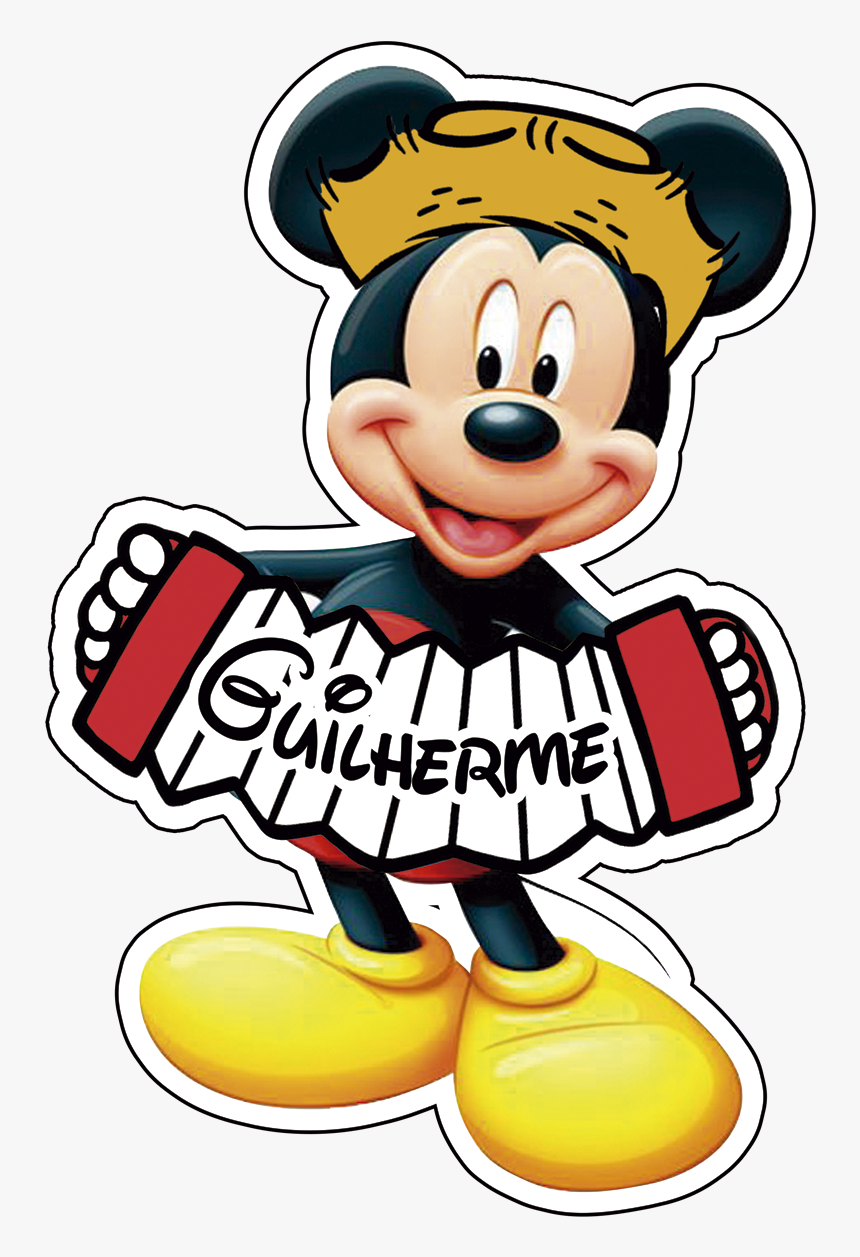 Transparent Buy Clipart - Mickey Mouse 1 Year, HD Png Download, Free Download