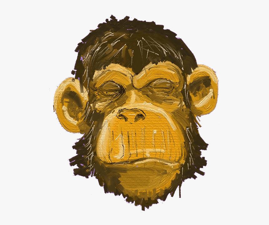 Diving Helmet Monkey, HD Png Download, Free Download
