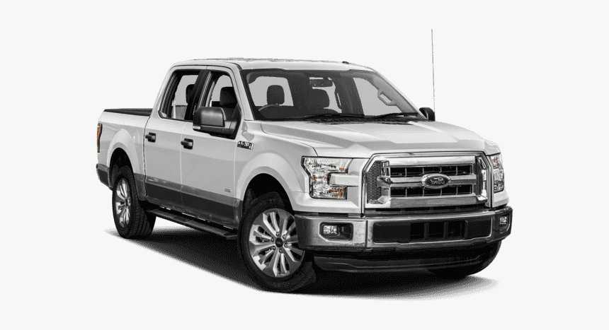 2017 F 150 Supercrew Xlt, HD Png Download, Free Download