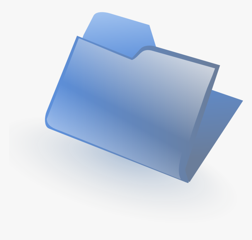 Closed Folder - Icon, HD Png Download, Free Download