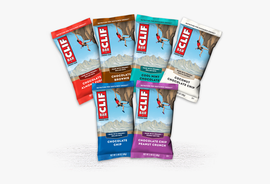 "Clif Bar Chocolate Lover""s Variety 12-pack Packaging - Clif Bars, HD Png Download, Free Download"
