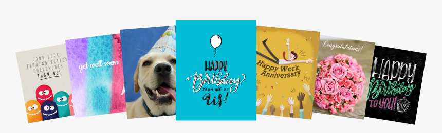 Sample Of Groupgreeting Cards, HD Png Download, Free Download