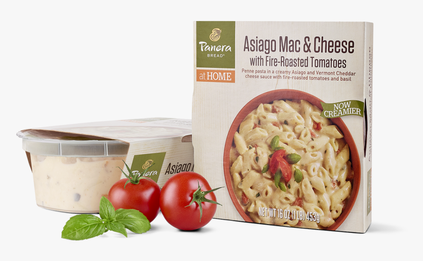 """Asiago Mac & Cheese With Fire Roasted Tomatoes""""  - Rotini, HD Png Download, Free Download"""