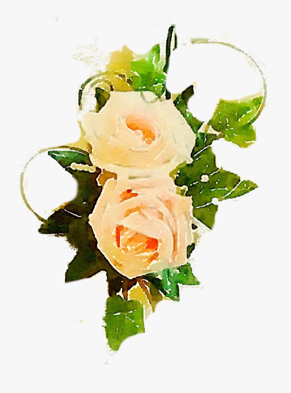 Free Rose Png Vine - Real Flowers Vine Clipart, Transparent Png, Free Download