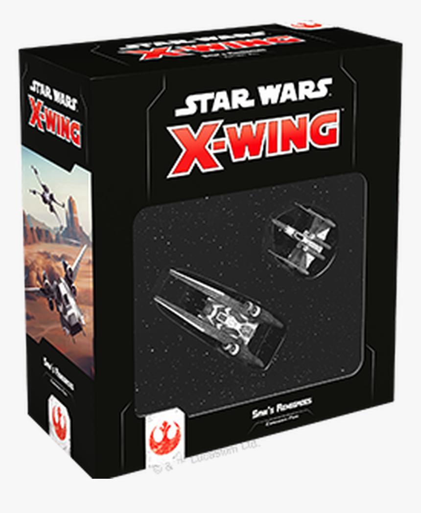 Star Wars X-wing - Star Wars X Wing Saw's Renegades, HD Png Download, Free Download