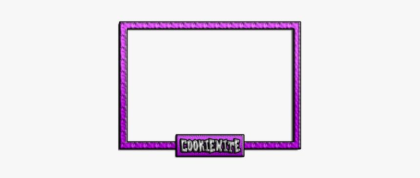 Webcam Overlay Png Purple, Transparent Png, Free Download
