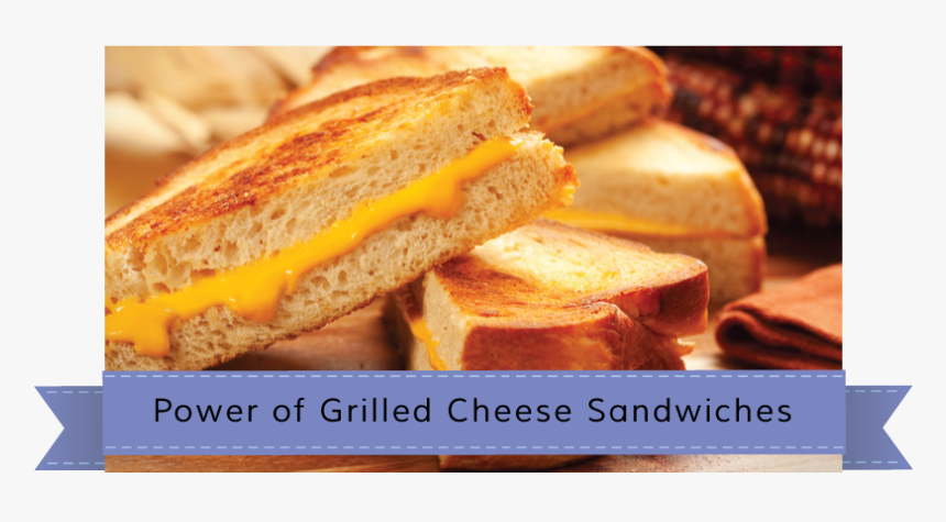 Transparent Grilled Cheese Png - Grilled Cheese, Png Download, Free Download