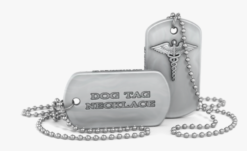 Dt Necklace Silver - Chain, HD Png Download, Free Download