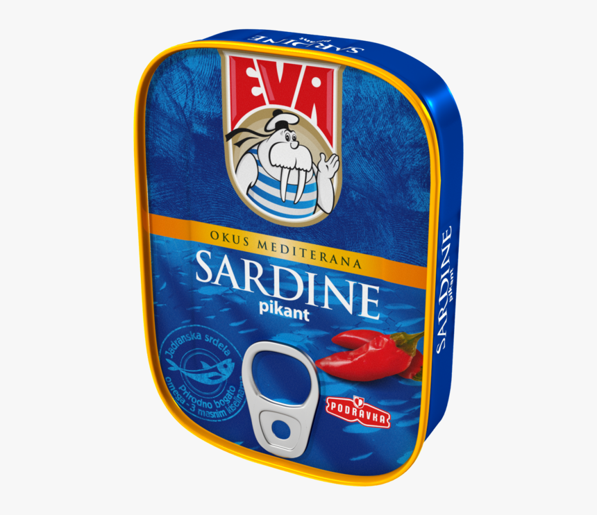 Sardina U Maslinovom Ulju, HD Png Download, Free Download