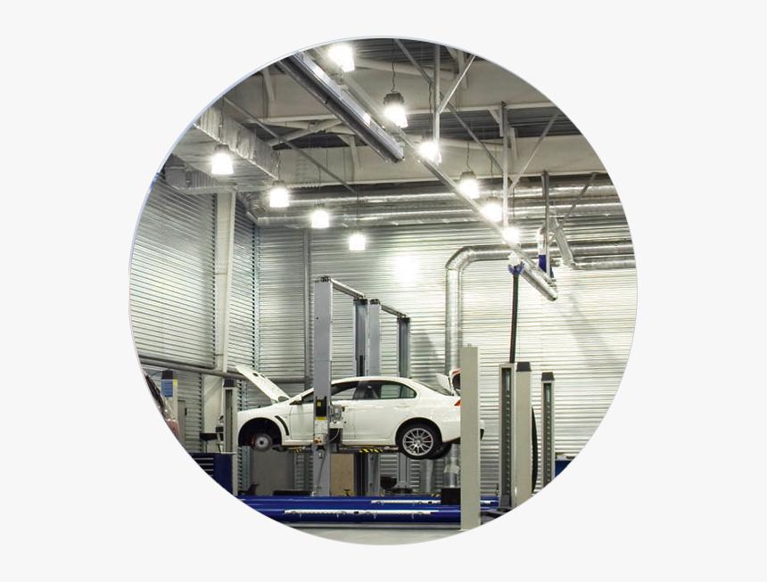 Transparent Car Lights Png - Industrial Lights For Factory, Png Download, Free Download