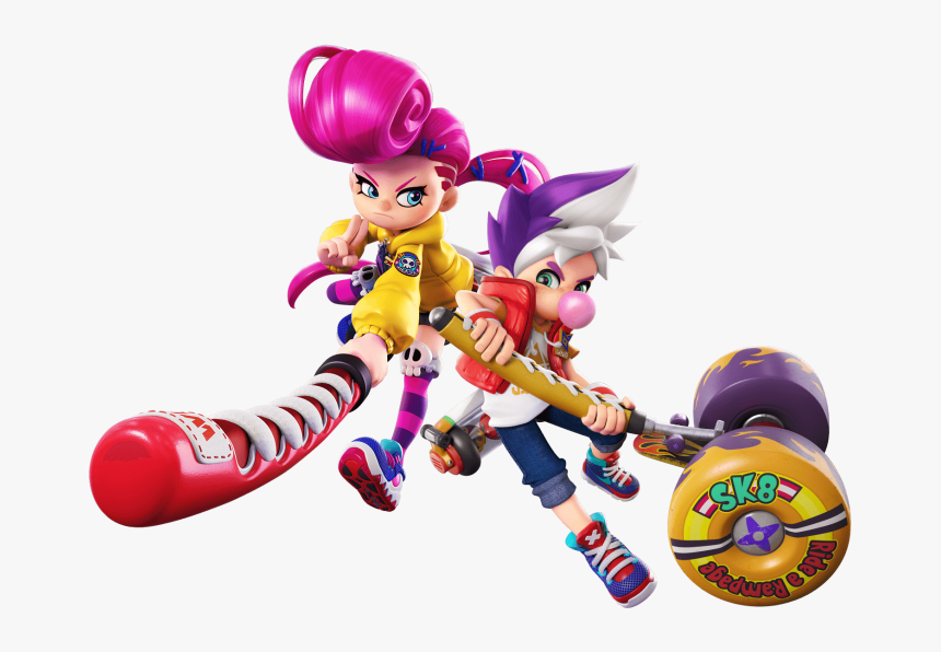 Splatoon Blowing Bubble Gum, HD Png Download, Free Download