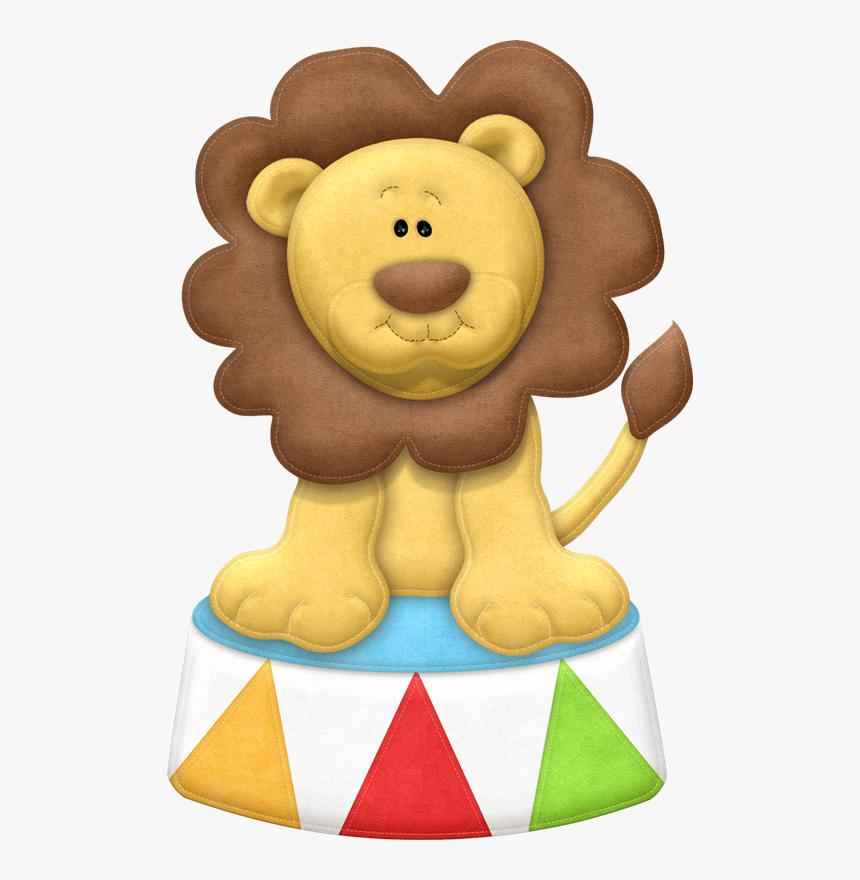 Baby Circus Animals Clipart, HD Png Download , Transparent Png Image -  PNGitem