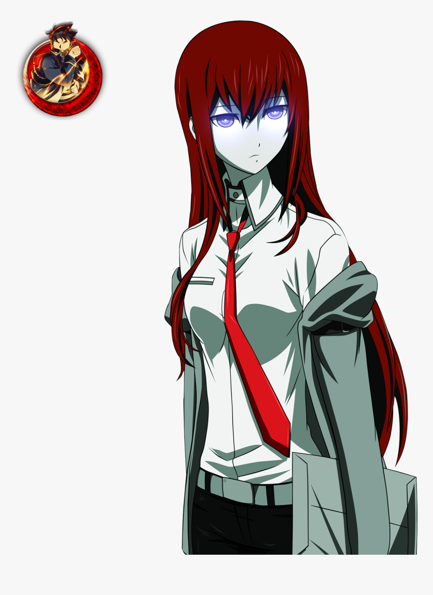 Transparent Makise Kurisu Png - Best Of Makise Kurisu, Png Download, Free Download