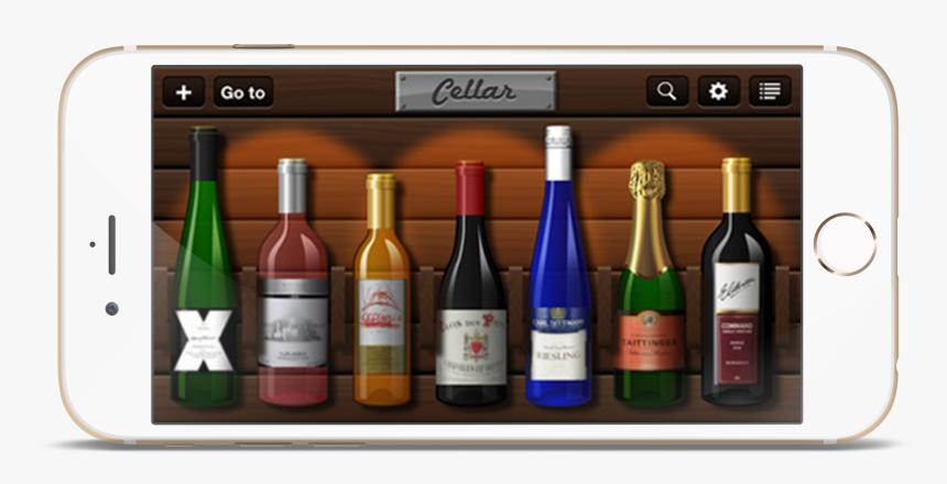 Clip Art Flappy Bottle - Glass Bottle, HD Png Download, Free Download
