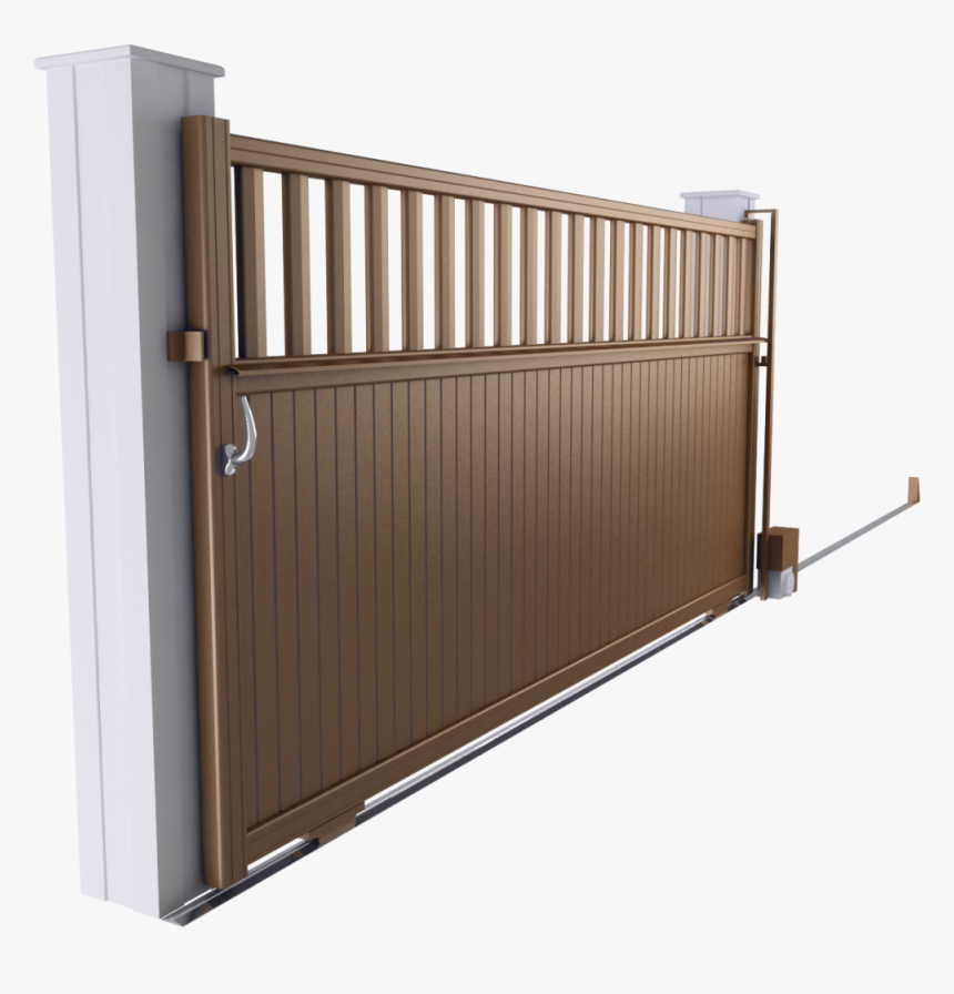 "Oslo Sliding Gate Model3d View""  Class=""mw 100 Mh 100 - Sliding Gate, HD Png Download, Free Download"