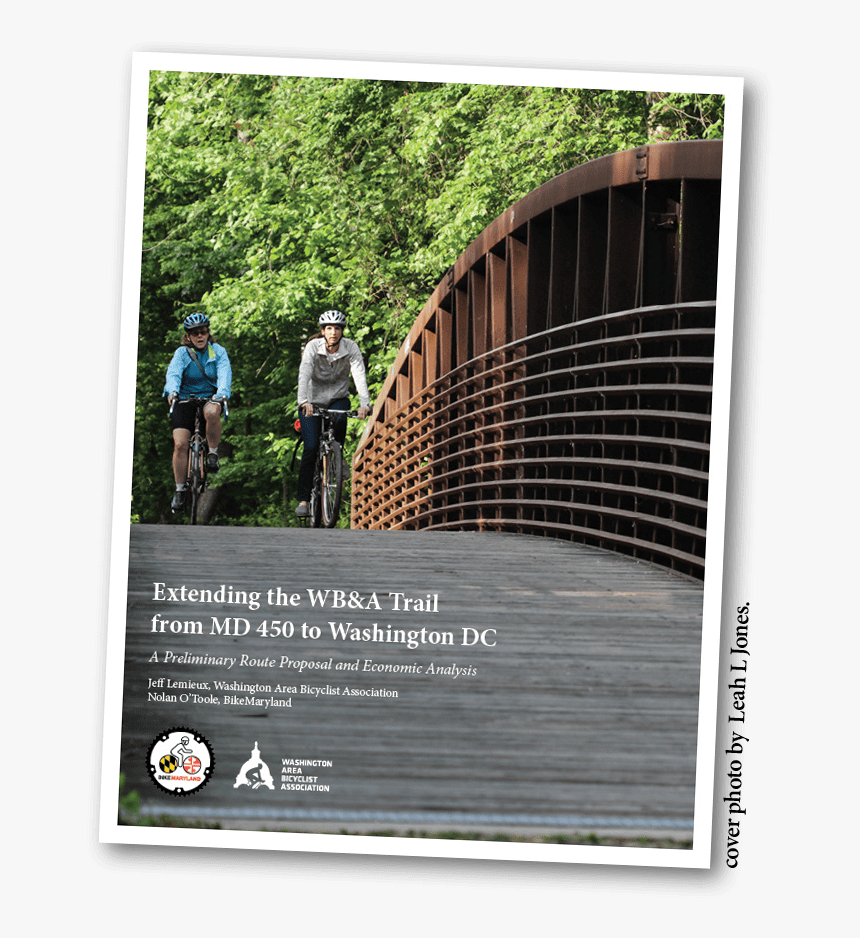 Wba Trail Economic Analysis Cover2 - Canopy Walkway, HD Png Download, Free Download
