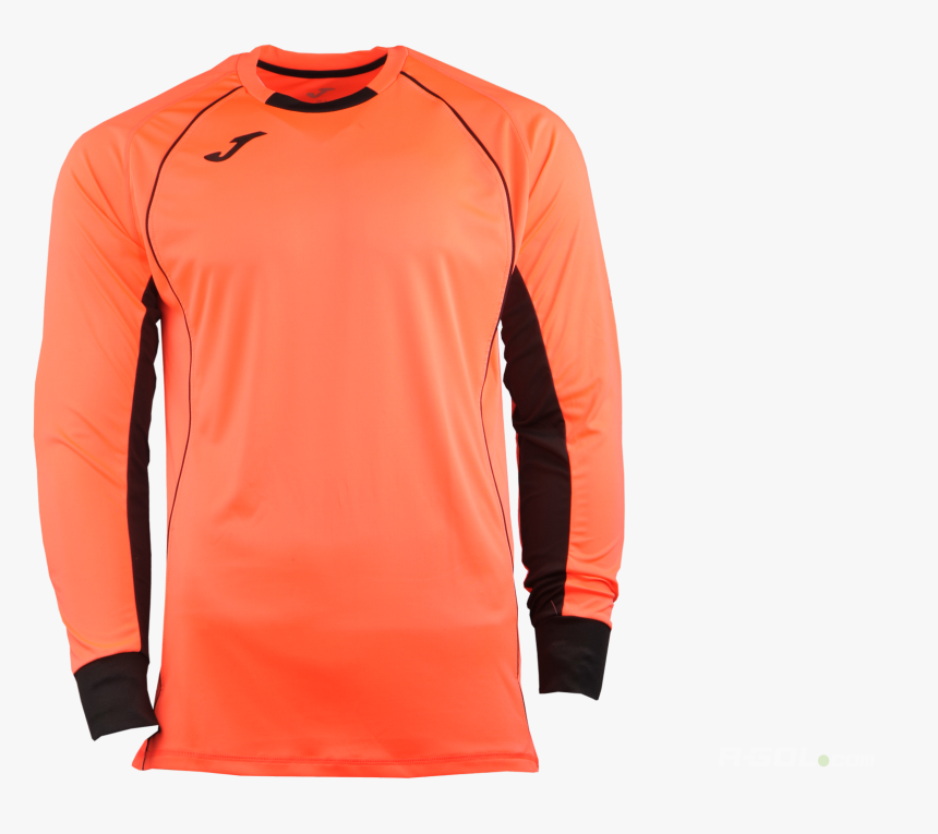 Goalkeeper Shirt Joma Protection Goalkeeper Ls - Long-sleeved T-shirt, HD Png Download, Free Download