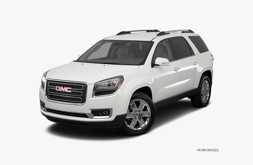 White Chevy Traverse 2015, HD Png Download, Free Download