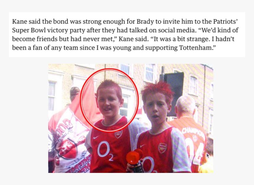 Harry Kane Arsenal Hd Png Download Kindpng