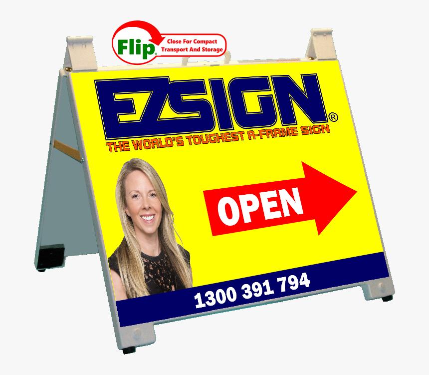 Ezsign2 - Banner, HD Png Download, Free Download
