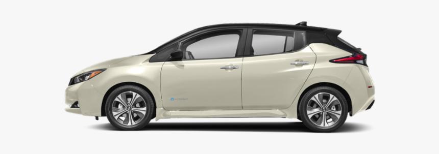New 2019 Nissan Leaf Sl Plus - Nissan Hatchback, HD Png Download, Free Download