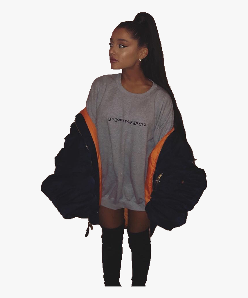 Transparent Ariana Grande Dangerous Woman Png - Ariana Grande Aesthetic Outfit, Png Download, Free Download