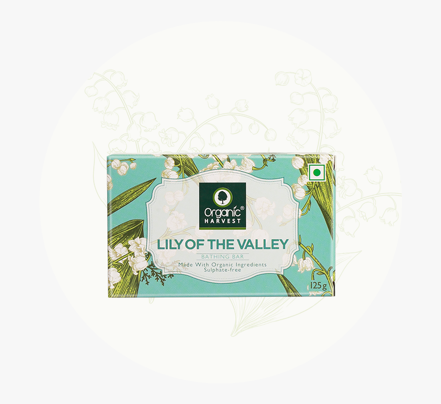 Transparent Lily Of The Valley Png - Organic Harvest Soap, Png Download, Free Download
