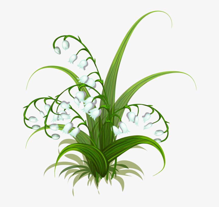 Clip Art Flower Flowers - Grass, HD Png Download, Free Download