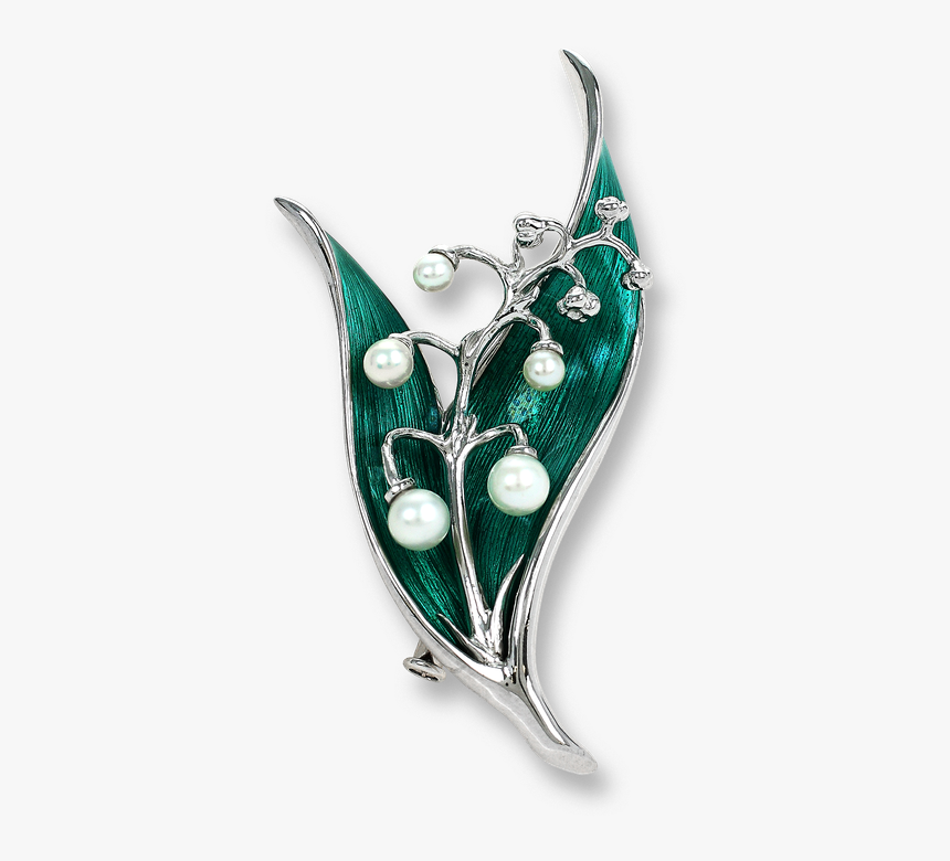 Nicole Barr Designs Sterling Silver Lily Of The Valley - Nicole Barr Lily Of The Valley, HD Png Download, Free Download