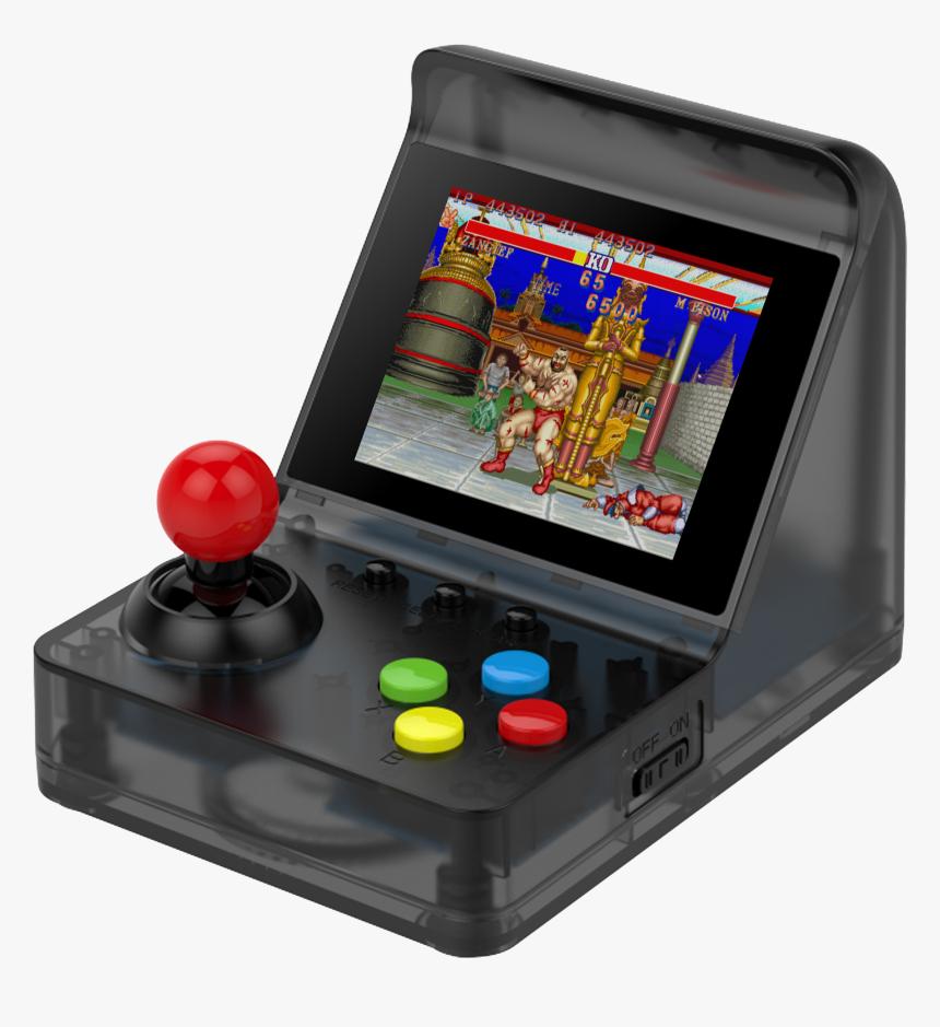 Transparent Arcade Joystick Png - Retro Gaming Console, Png Download, Free Download