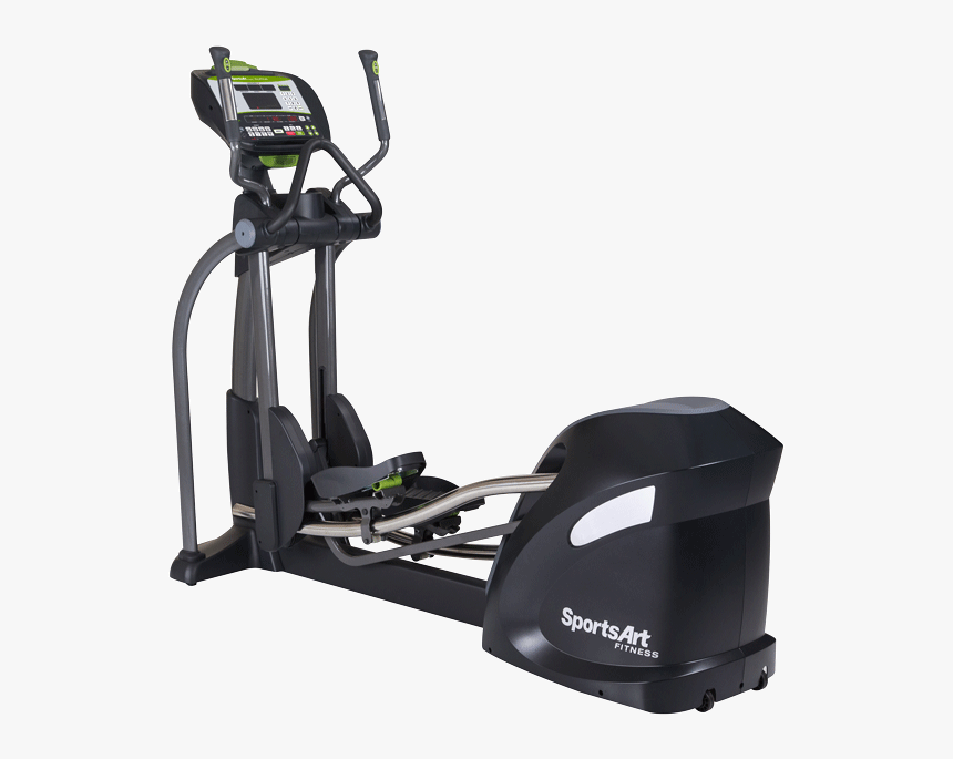 Gym Machine Png Picture - Sportsart Elliptical, Transparent Png, Free Download