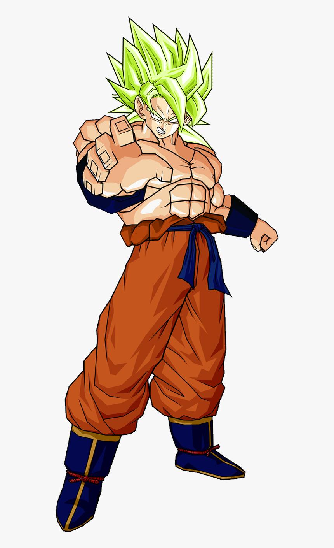 Dragon Ball Z Goku Legendary Super Saiyan , Png Download - Dragon Ball Legendary Super Saiyan Goku, Transparent Png, Free Download