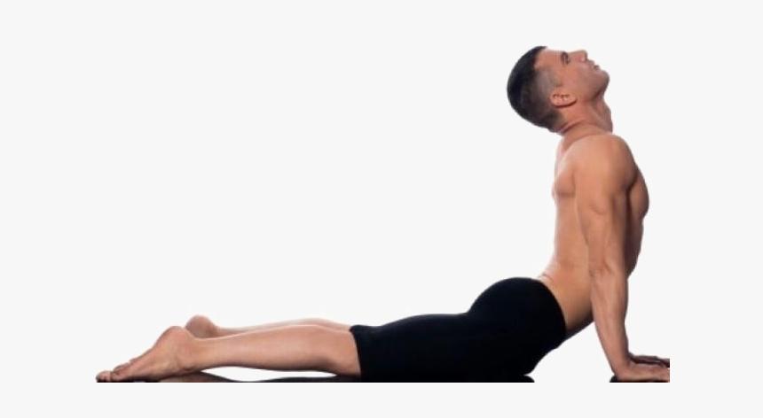 Download Yoga Man Png Photos Man Cobra Pose Transparent Png Kindpng