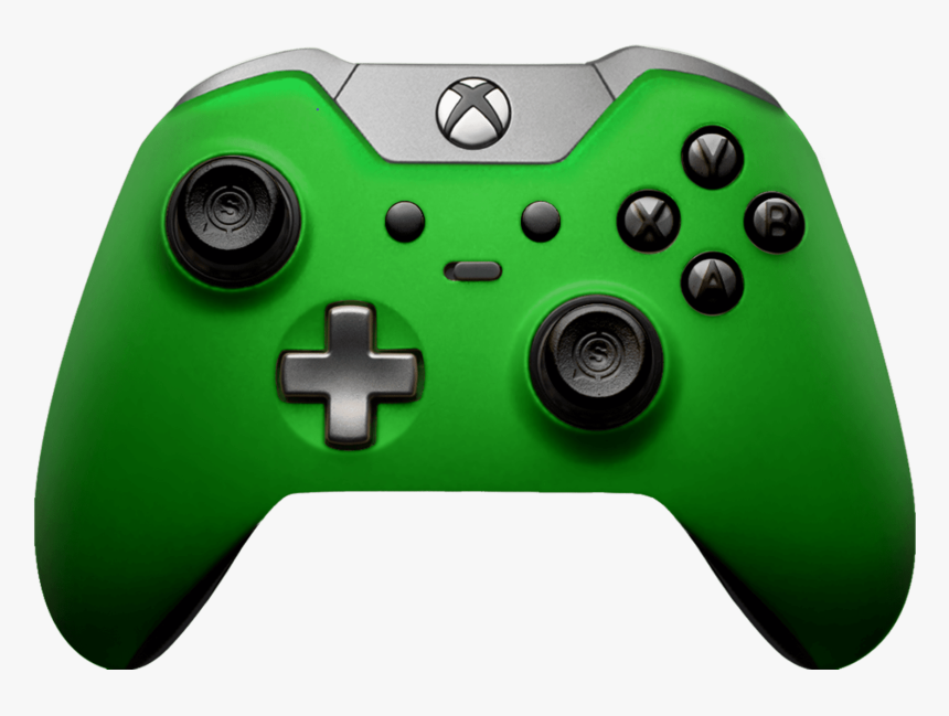 Xbox One Green Controller, HD Png Download, Free Download