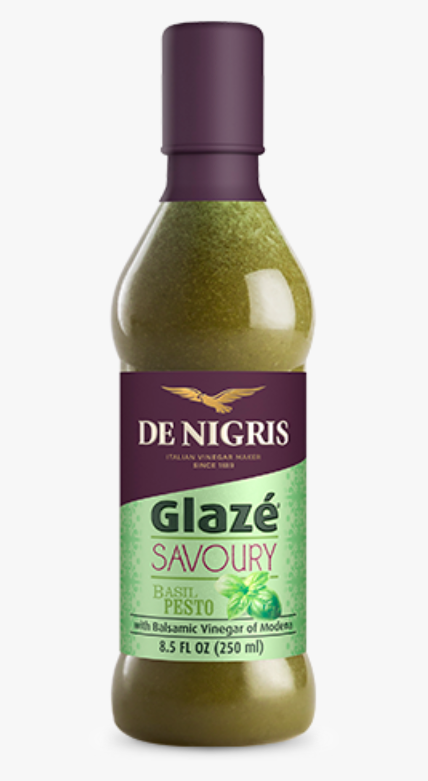 Sriracha Bottle Png Savory Glazè Basil Pesto - Glass Bottle, Transparent Png, Free Download