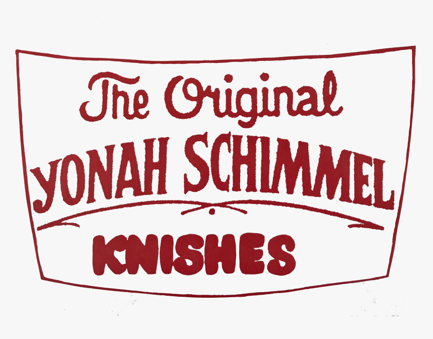 Yonah Schimmel Knishes - Original Yonah Schimmel Knishes, HD Png Download, Free Download
