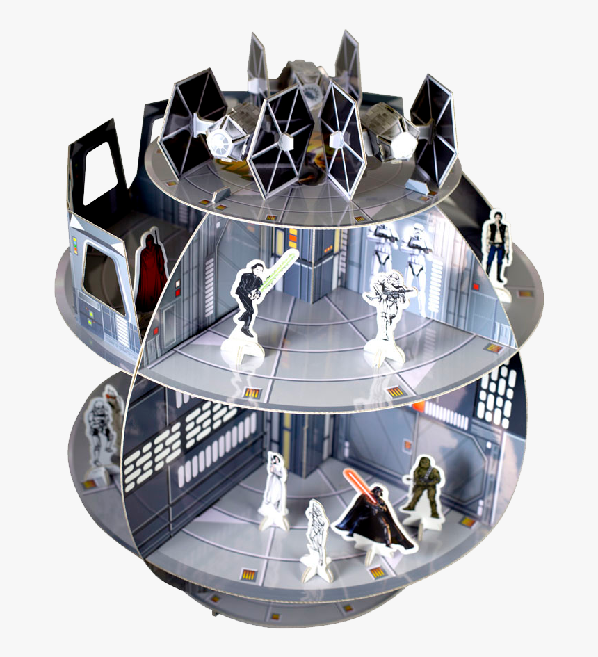 Death Star Construction Play Set , Png Download - Death Star, Transparent Png, Free Download