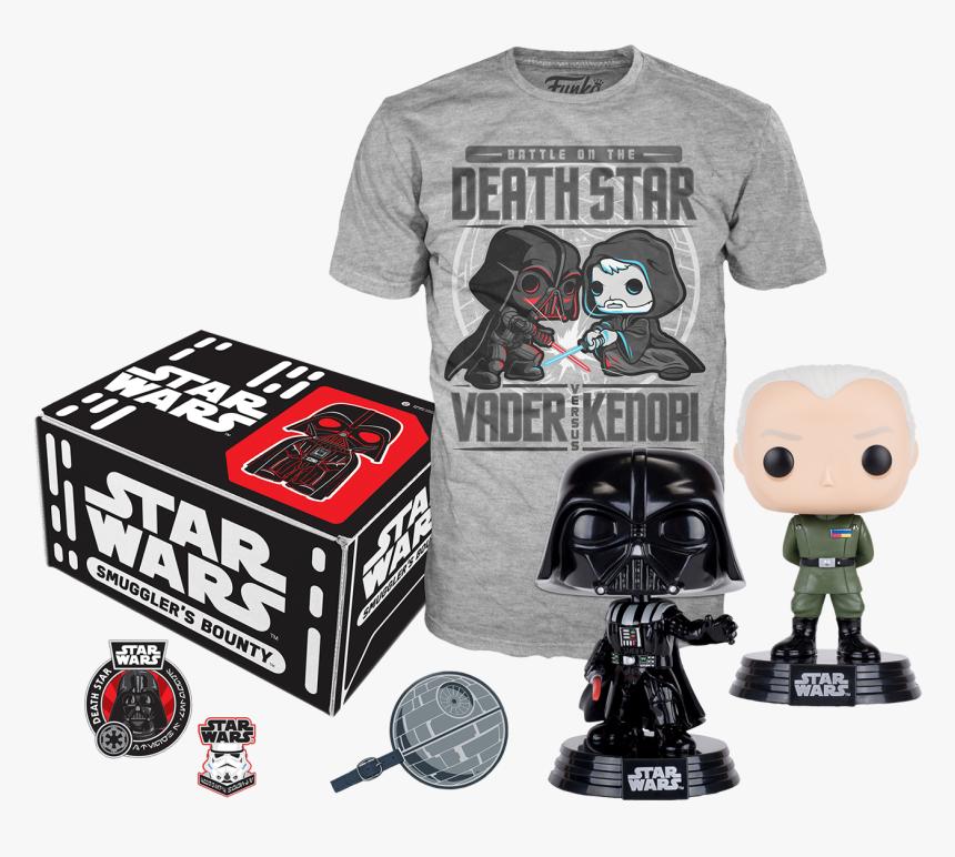 "Star Wars Smuggler""s Bounty - Star Wars Smuggler's Bounty Darth Vader, HD Png Download, Free Download"