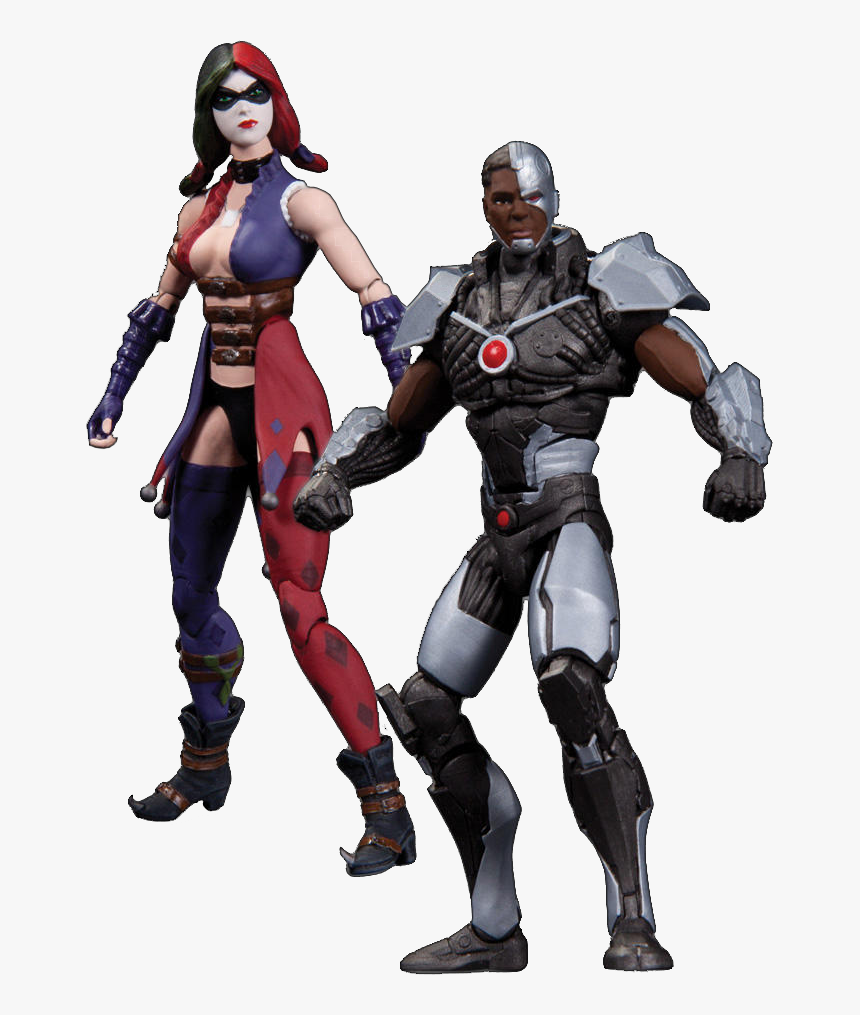 Cyborg Dc Action Figure, HD Png Download, Free Download