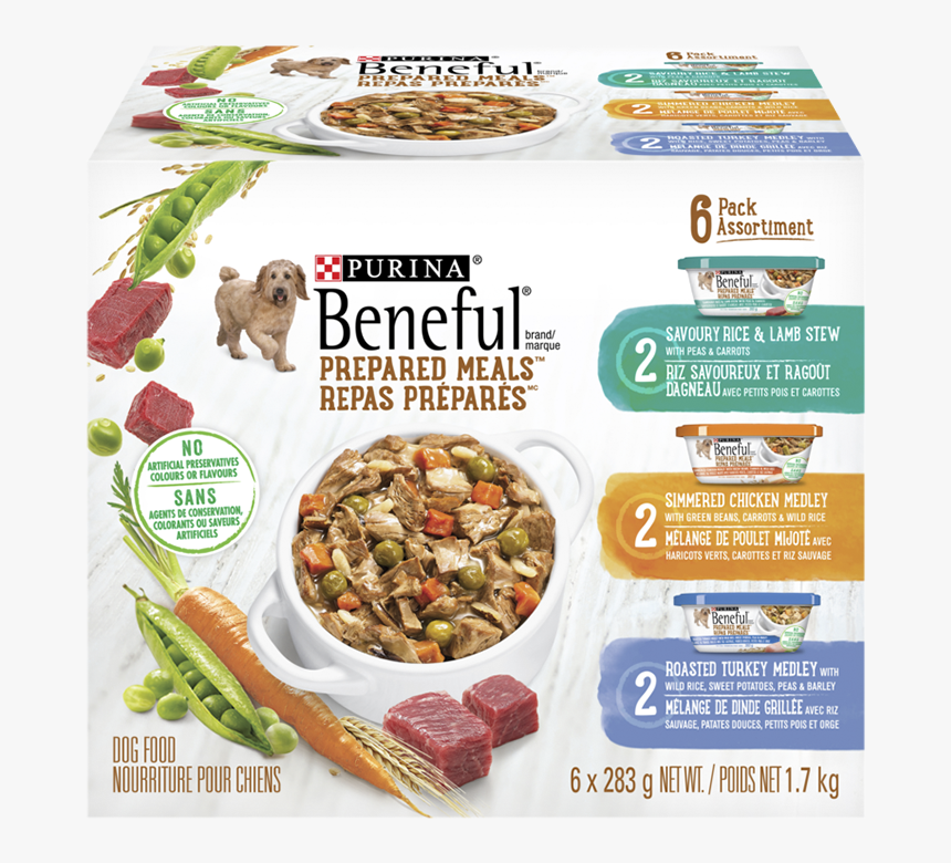Purina Beneful Wet Dog Food, HD Png Download, Free Download