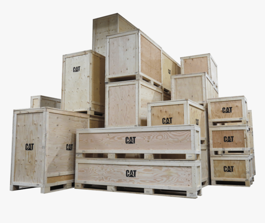 Wooden Shipping Crates Canada, HD Png Download, Free Download