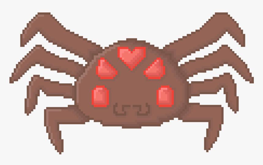 Transparent Giant Spider Png - Illustration, Png Download, Free Download