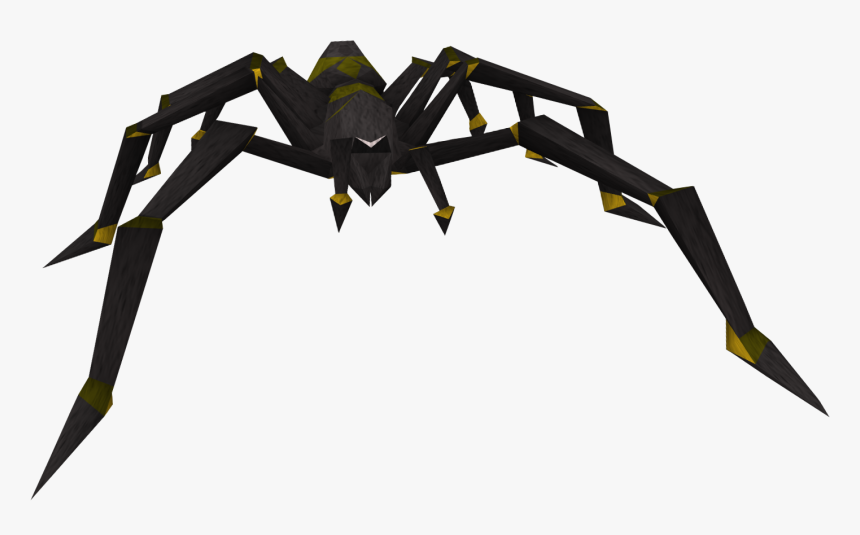 Transparent Giant Spider Png - Coc Private Server Troop Kings, Png Download, Free Download